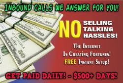 Help Wanted - Earn Up To $4000 Per Deal!