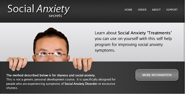 how to beat shyness and anxiety
