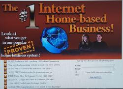 The #1 Internet Home Based Business!