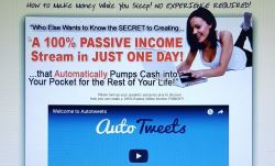A passive income from Twitter?