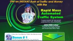 Rapid Mass Automated Traffic System:Get 300,000+ Ad Credits
