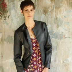 Shop Ethical.Faux Leather Jackets & Accessories For Women