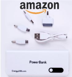 Get The Best USB 12,000mAh Power Bank For Half Price